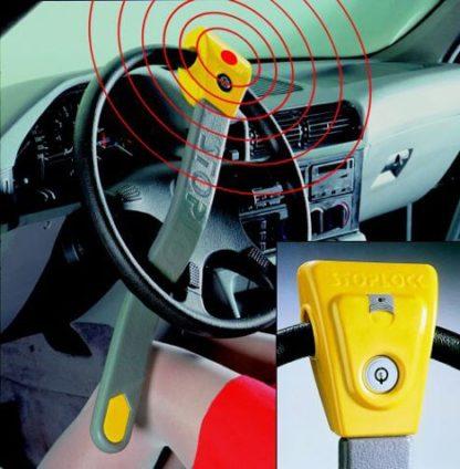 STOPLOCK – zabezpečení vozu, volantu a airbagu