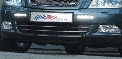Lišty předního nárazníku, Škoda Octavia II. Facelift 12/08 –›