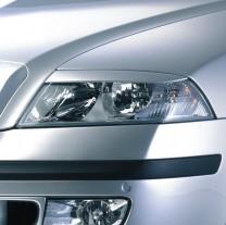 Kryty světlometů Milotec (mračítka) – ABS černý, Škoda Octav