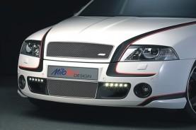 Rámečky mlhových světel – 3D Carbonstyl, Škoda Octavia II RS