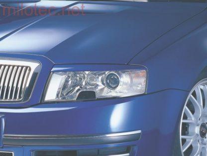 Kryty světlometů (mračítka), Superb I. 2002-2008