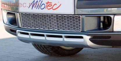 Allroad – přední díl nárazníku, Alu Brush, Škoda Octavia II. Lim./Combi 2004-2008