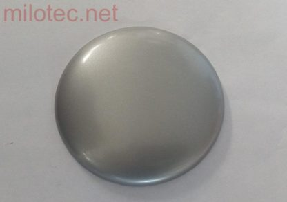 Kryt emblému – přední, stříbrný matný, Citigo od r.v. 2012