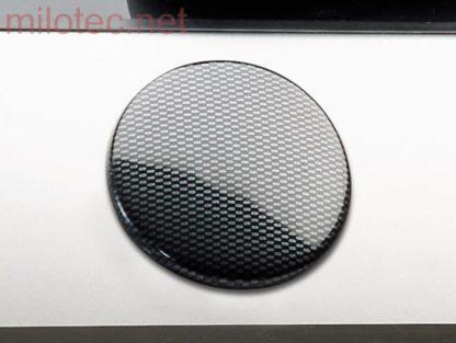 Kryt emblému – karbonový design, Superb I. 2002-2008 / Superb II. 2008-2013