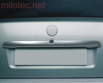 Kryt madla pátých dveří, stříbrný matný, Octavia I. Limousine 1997-2000