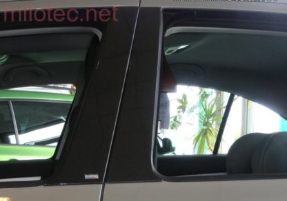 Kryty dveřních sloupků, Škoda Octavia I. Lim. / RS Lim. / Lim. Facelift, 1997-2005