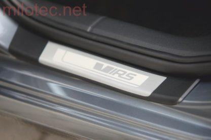 Ochranné kryty prahů – zadní, Škoda Octavia III.RS od r.v. 2013