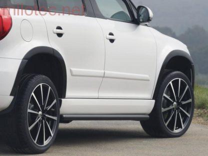 Lemy blatníků, Škoda Yeti City Facelift od r.v. 2013