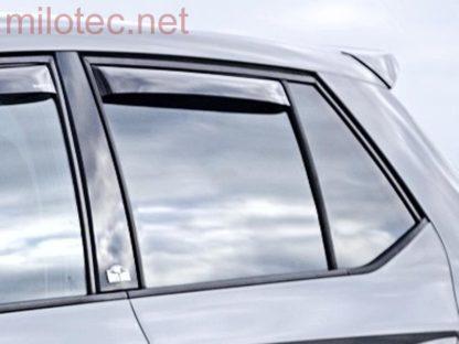 Ofuky oken (deflektory) – zadní, Fabia III. 2014 – 2018 / Fabia III. Facelift od r.v. 09/2018 –›