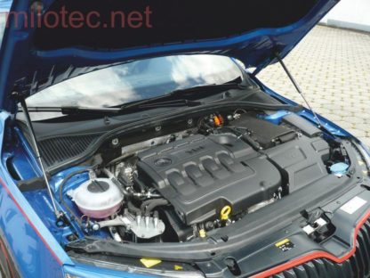 Plynové vzpěry kapoty motoru, Octavia III.r.v. 2013/2017