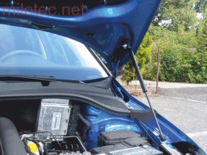 Plynové vzpěry kapoty motoru, Fabia III. 2014 – 2018 / Fabia III. Facelift od r.v. 09/2018 –›