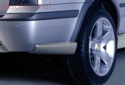 Rozšíření zadního nárazníku – stříbrné matné, Octavia I. Combi Facelift, 2000-2005