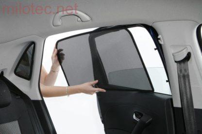 Sluneční clony – sada (3 díly), Rapid Limousine od r.v. 2013