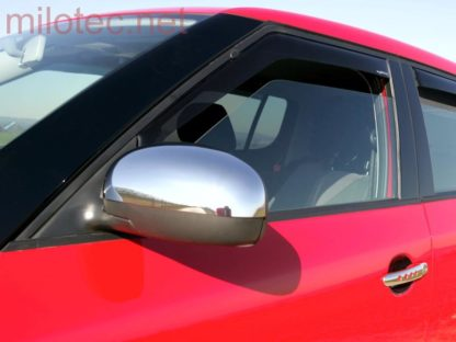 Ofuky oken (deflektory) – přední, Fabia II. Limousine/Combi/Scout 2007-2014